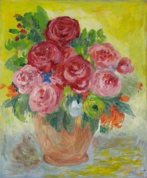 Natalja Sergejewna Gontscharowa - Vase de Fleurs