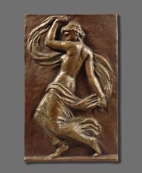Fritz Klimsch - Tanzende Mänade