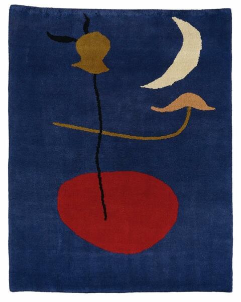 After Joan Miró - Danseuse espagnole