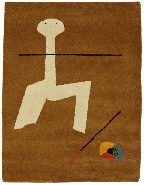 Nach Joan Miró - Cirque