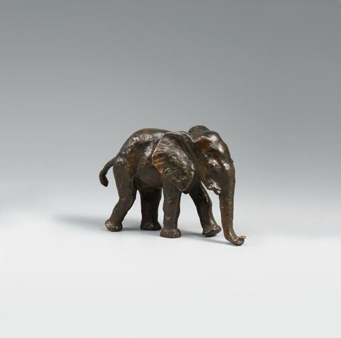 Renée Sintenis - Junger Elefant (Young Elephant)