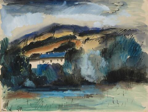 Maurice de Vlaminck - Paysage