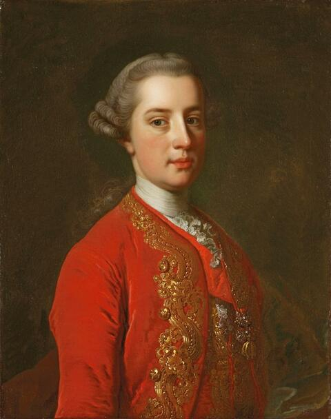 Österreichischer Meister um 1760 - BILDNIS DES SPÄTEREN KAISERS JOSEPH II.