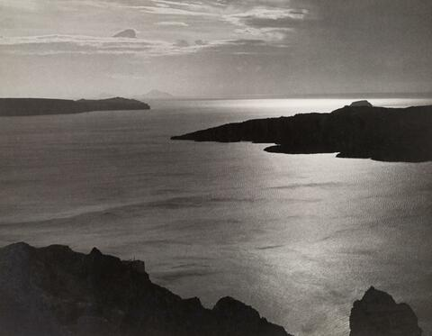Herbert List - SANTORIN (THERA)