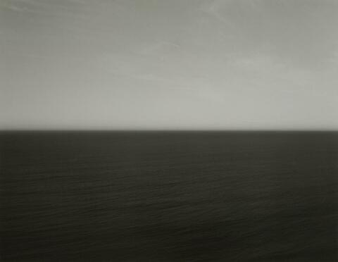 Hiroshi Sugimoto - TASMAN SEA, NGARUPUPU MEDITERRANEAN SEA, CASSIS ATLANTIC OCEAN, NEW FOUNDLAND (# 331, 322 UND 303, AUS: TIME EXPOSED)