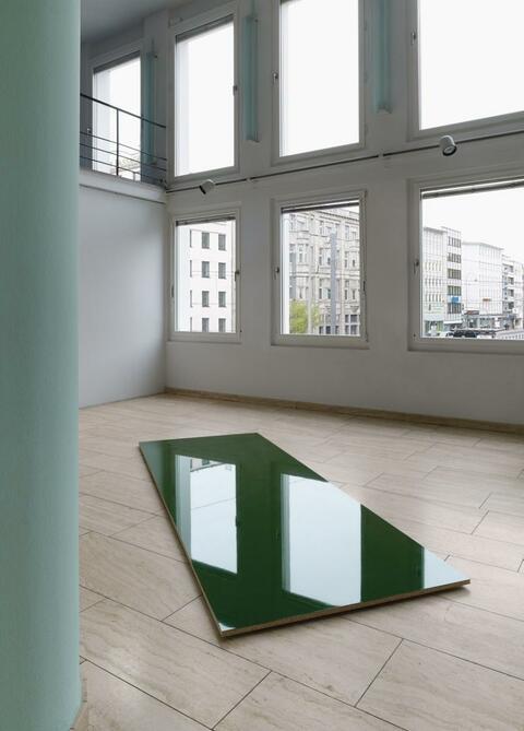 Adrian Schiess - Untitled (flat work)