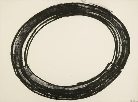 Richard Serra - Double Ring II