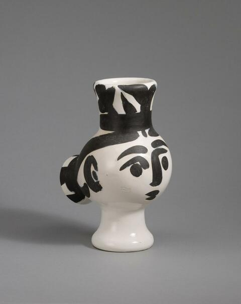 Pablo Picasso - Chouette femme