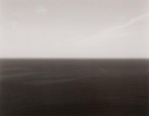 Hiroshi Sugimoto - SOUTH PACIFIC OCEAN MARAENUI. TASMAN SEA NGARUPUPU. BLACK SEA OAKBAYIR. (# 329, # 331, # 368, AUS: TIME EXPOSED)