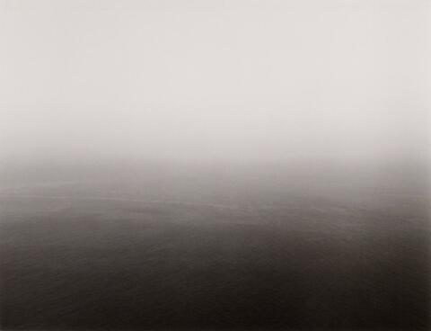 Hiroshi Sugimoto - ARCTIC OCEAN NORD KAPP. SEA OF JAPAN OKI. MARMARA SEA SILIVLI. (# 334, # 311 UND # 369, AUS: TIME EXPOSED)