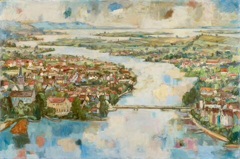 Eberhard Viegener - Konstanz am Bodensee