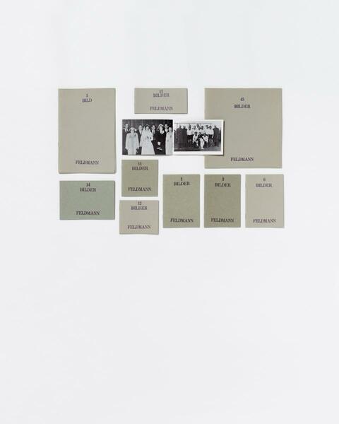 Hans-Peter Feldmann - Ohne Titel (Bilder)