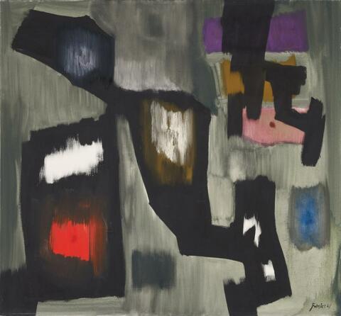 Fritz Winter - Die Schatten