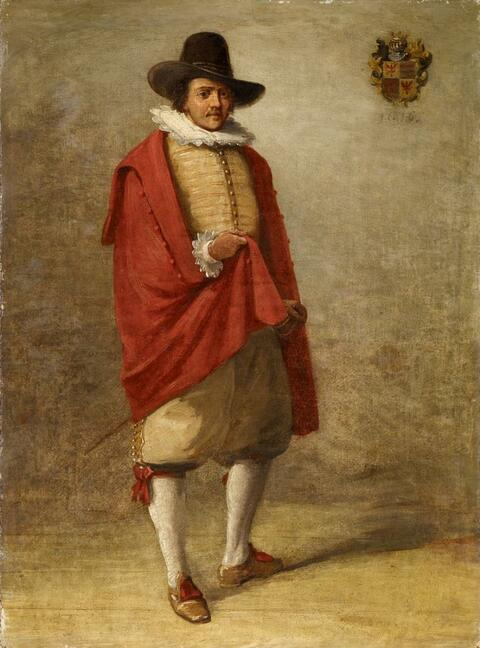 Netherlandish School, early 17th Century - PORTRAIT OF A MAN