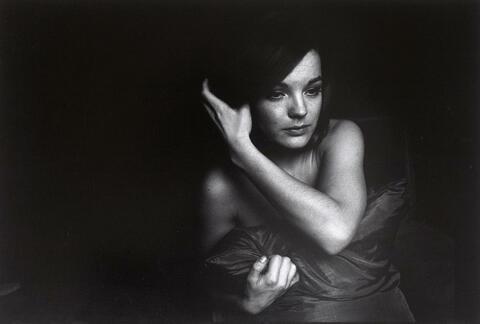 Will McBride - Romy Schneider, Paris