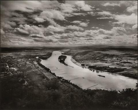 August Sander - Cologne and the Siebengebirge