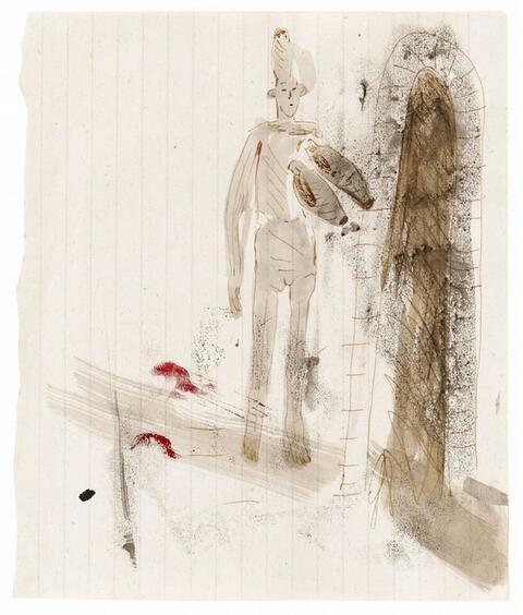 Rosemarie Trockel - Ohne Titel