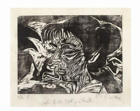 Ernst Ludwig Kirchner - Fanny Wocke