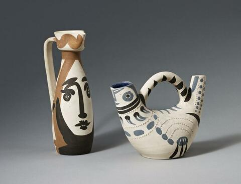 Pablo Picasso - Pichet Espagnole