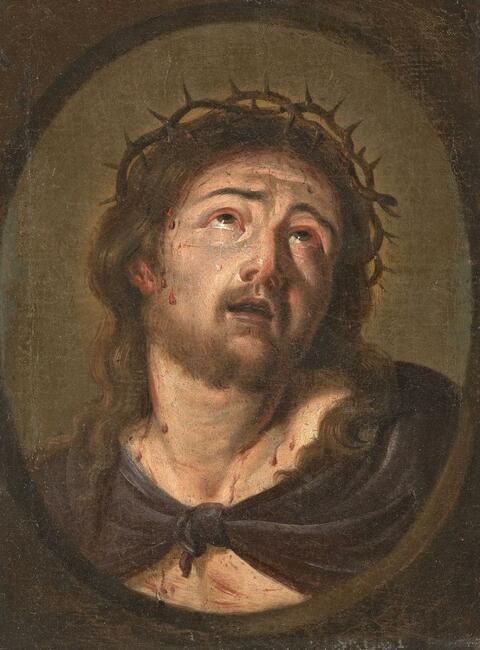 Guido Reni, in the manner of - ECCE HOMO