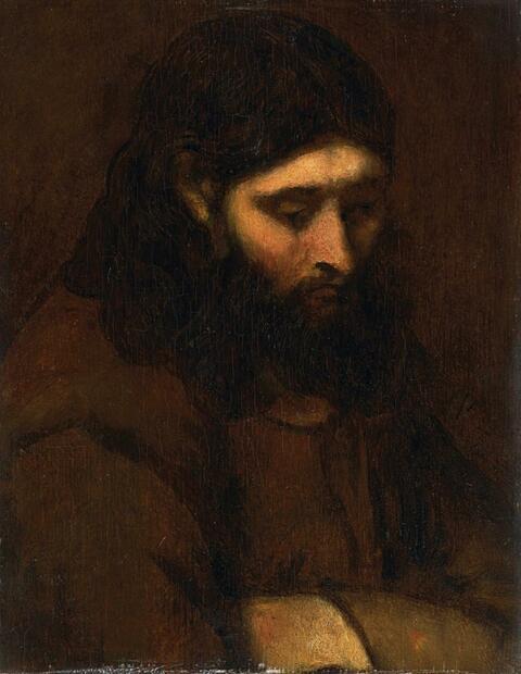 Gerbrand van den Eeckhout, attributed to - HEAD OF AN APOSTLE