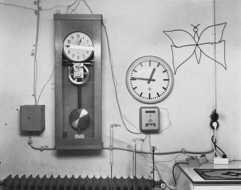Wilhelm Schürmann - Uhrenbastler