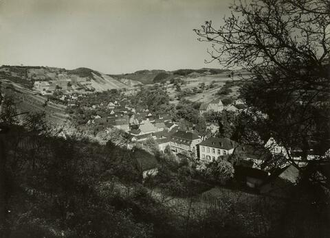 August Sander - Untitled (Views of the Rhine river)