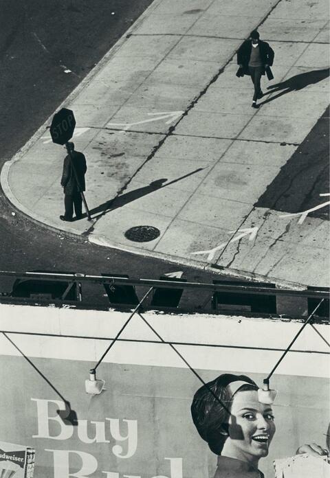 André Kertész - Billboard