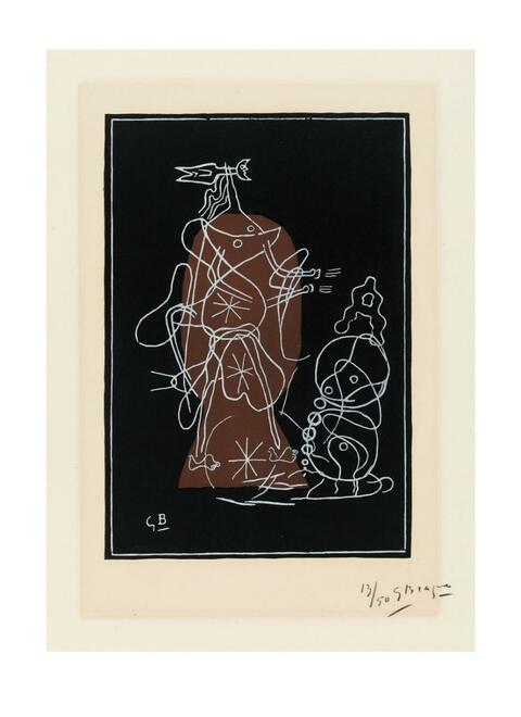 Georges Braque - Persephone