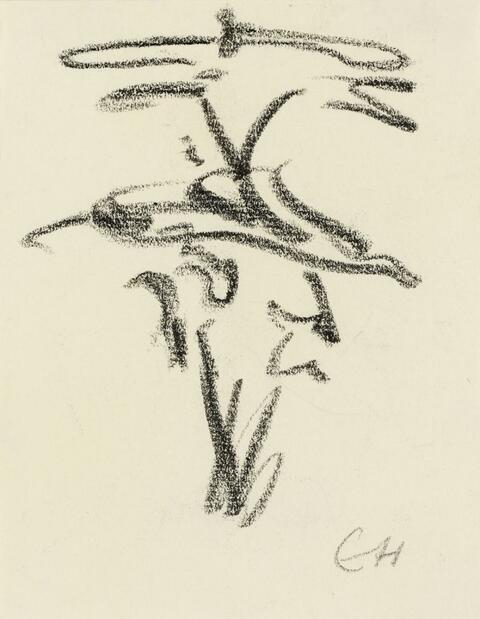 Erich Heckel - Pirouette