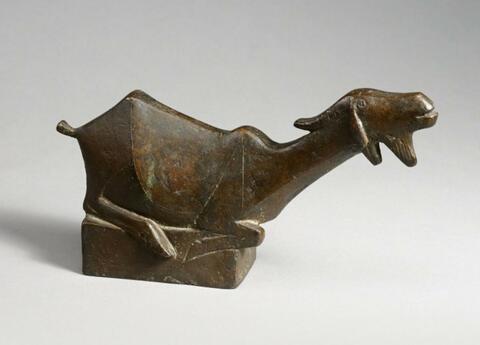 Emy Roeder - Einsame Ziege (Forlorn Goat)