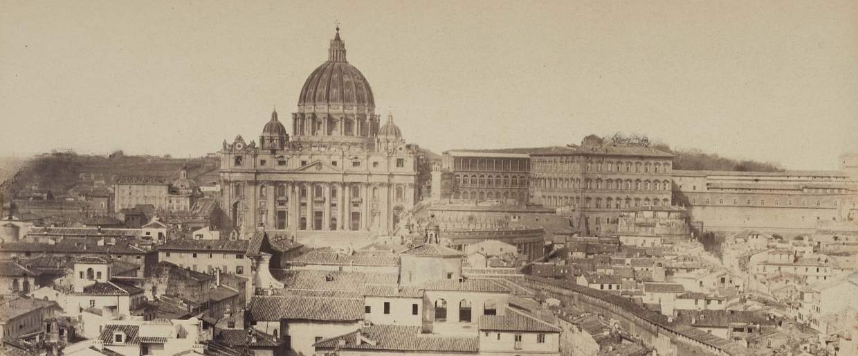 Photography - Rome in the 19th Century