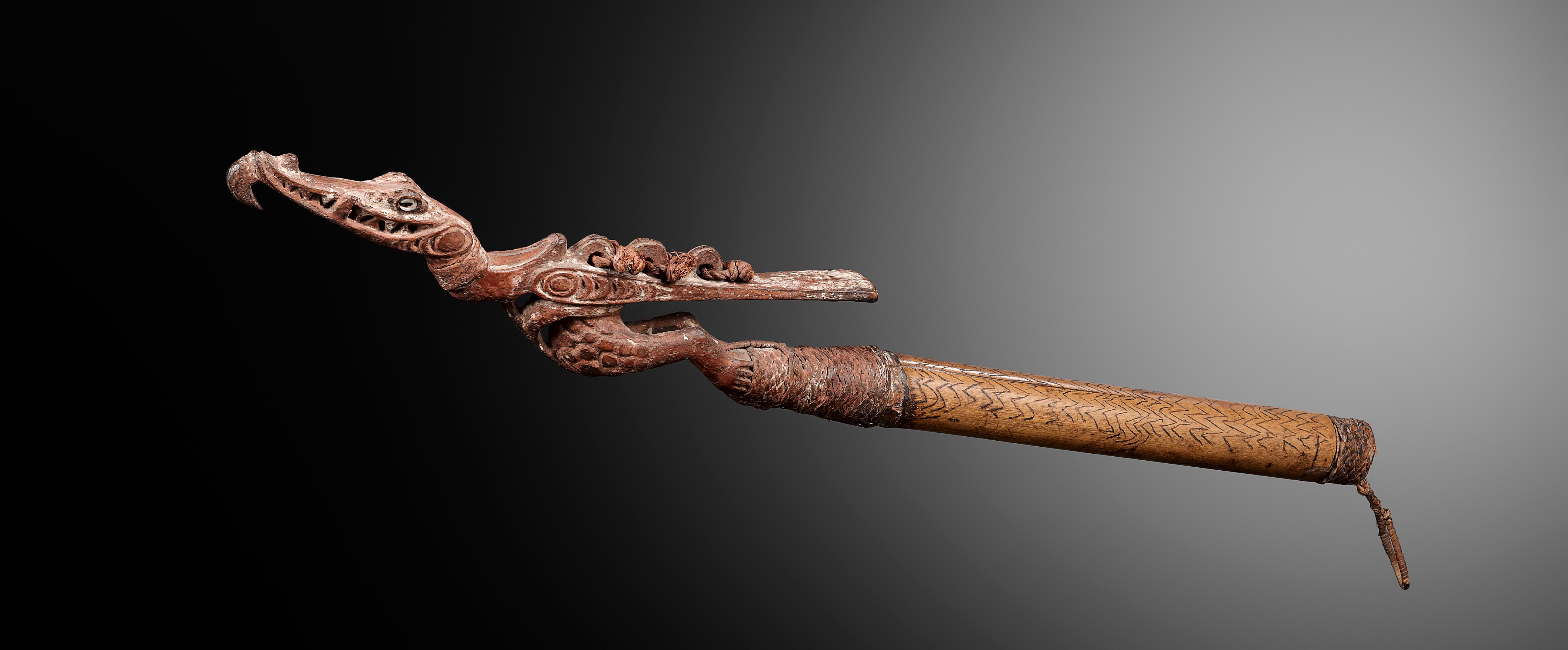 Ancestral Visions: Papua New Guinea Art from the Sepik Ramu