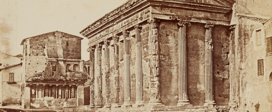 Rome in Early Photographs. The Orsola and Filippo Maggia Collection