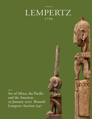 Auction Catalogue 1147 African and Oceanic Art, Art of Africa, the Pacific and the Americas