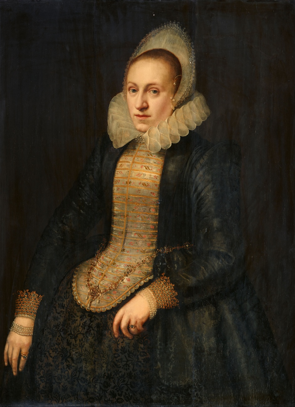 Cologne School around 1620 - Portrait of a Lady