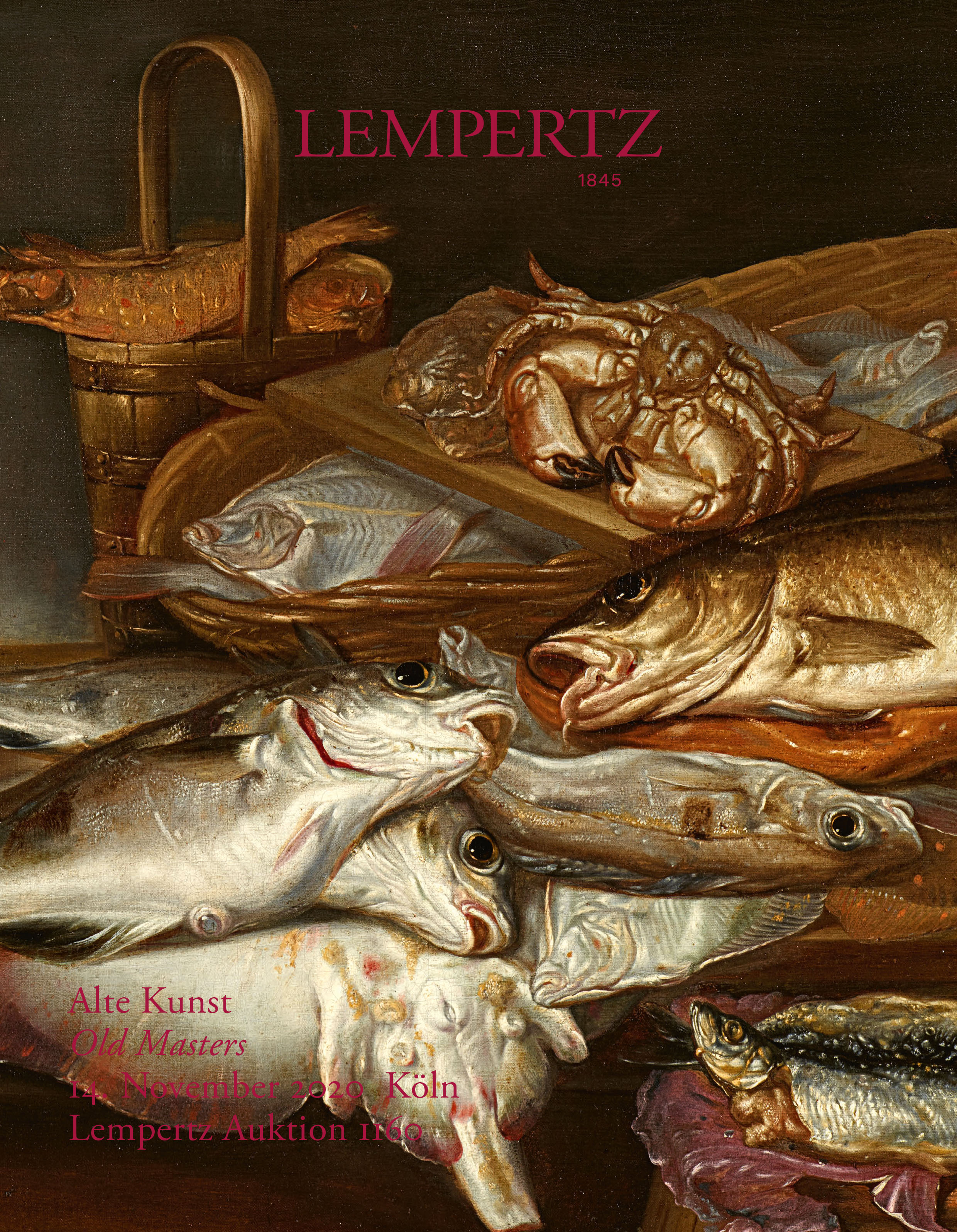 Catalogue - Old Masters - Online Catalogue - Auction 1160 – Purchase valuable works of art at the next Lempertz-Auction!