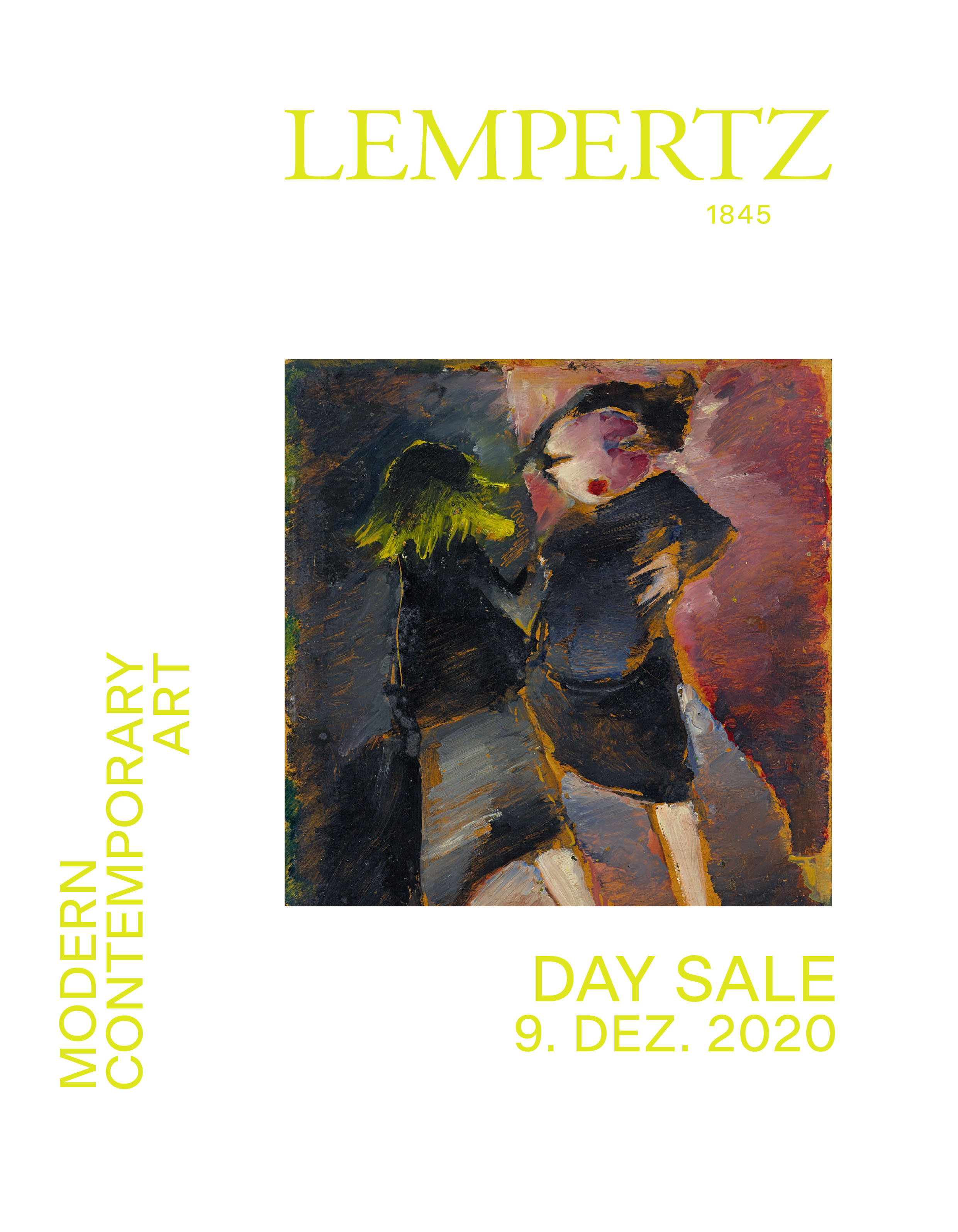 Catalogue - Day Sale - Modern and Contemporary Art - Online Catalogue - Auction 1163 – Purchase valuable works of art at the next Lempertz-Auction!